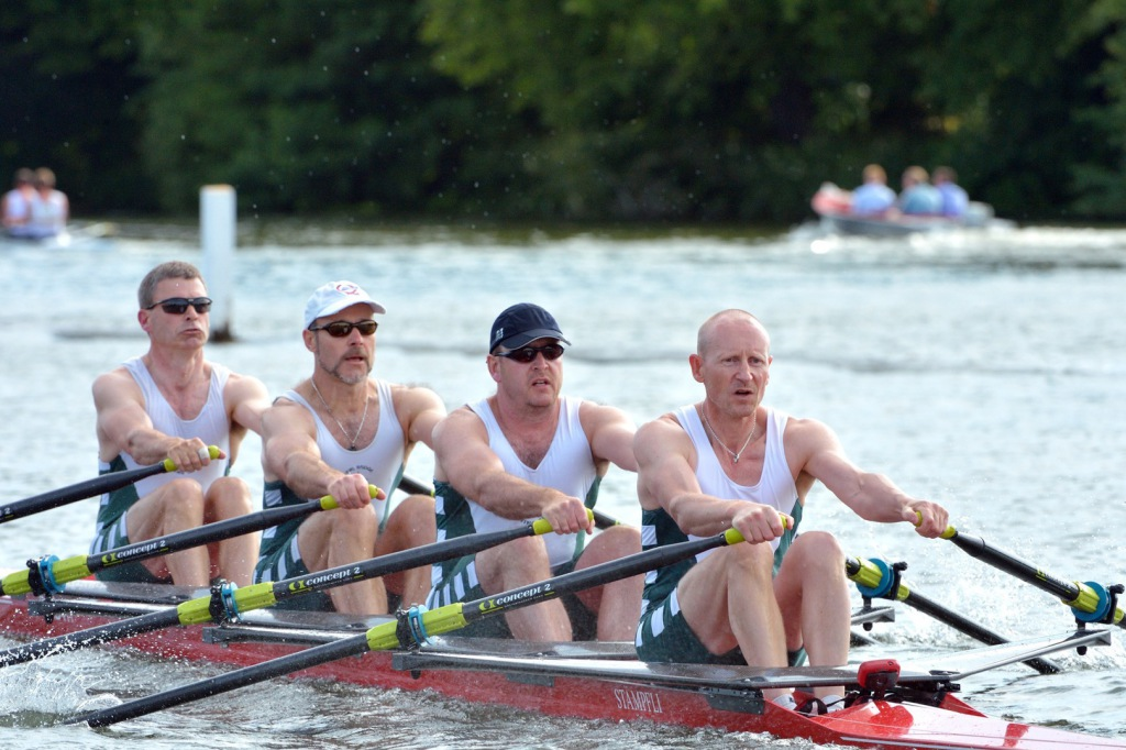 Bewl Bridge Rowing Club triumphs at Henley Masters Regatta - 10/11 July 2015