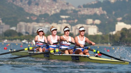 WJ4 in Rio August 2015 (World Junior Champs)